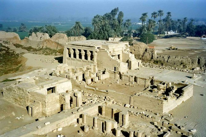 Excursion Temple Dendera