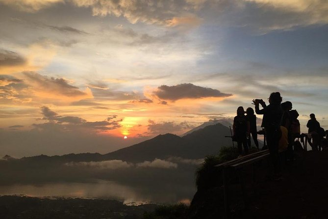 Bali : Beauty of mount Batur Sunrise