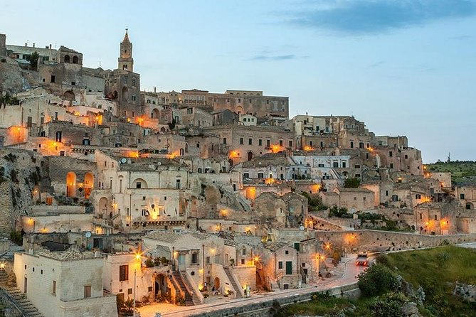 Matera half-day excursion from Bari with visit of a cave house