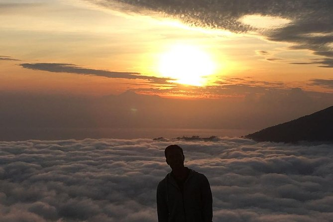 Mt. Batur sunrise trekking with Natural hotspring pool