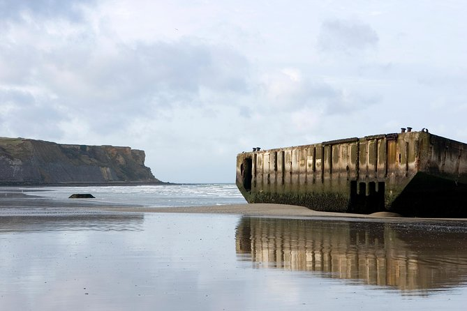 Intimate Guided Normandy Tour from Paris with Hotel Transfers photo 4