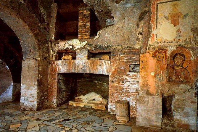 Catacombs, Appian Way and Roman Basilicas Private Tour