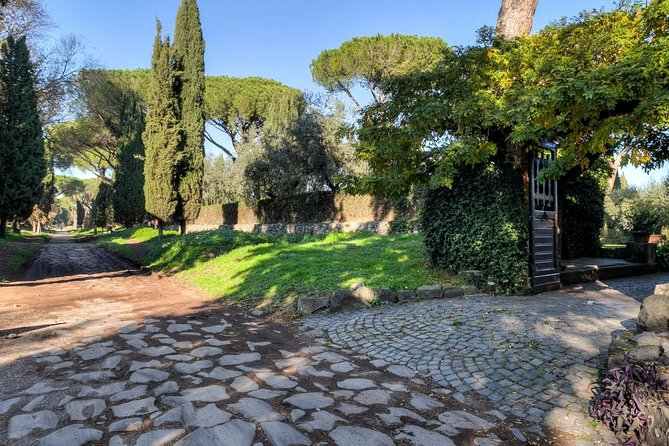 Rome Underground Private Tour: Appian Way, Catacombs and Roman Basilicas
