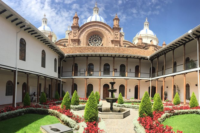 Half-Day Tour of Cuenca Including Panama Hat Factory