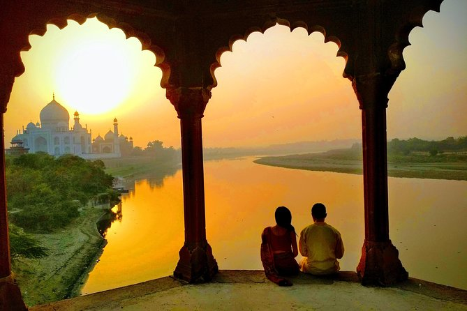 Taj Mahal Secret Sunset View Point