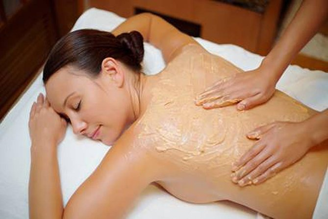 Package 2 Hour Body Scrub & Aromatherapy Massage
