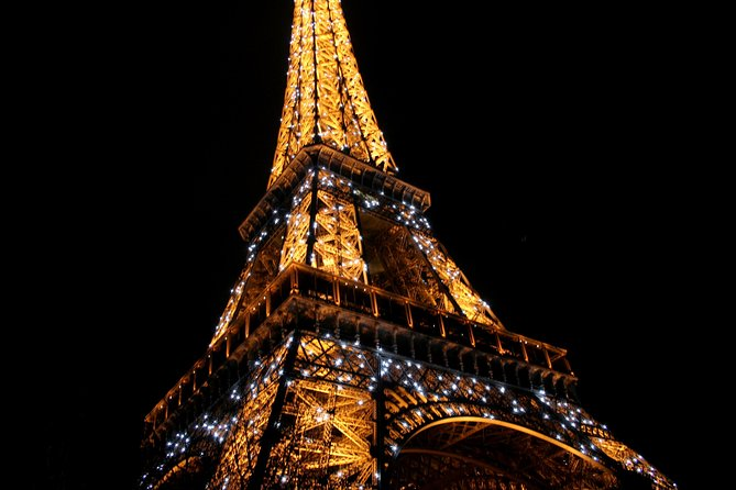 Dinner at the Eiffel Tower & Seine River Cruise Evening Experience