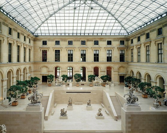 Louvre Treasures: Interactive Family-Friendly Visit With Audioguide photo 3