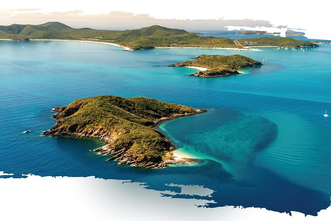 Great Keppel Island Tour (5-IN-1) Islands, Beaches, Reef, Snorkelling and Lunch
