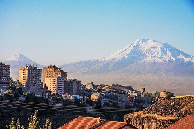 Yerevan: Old City Tour