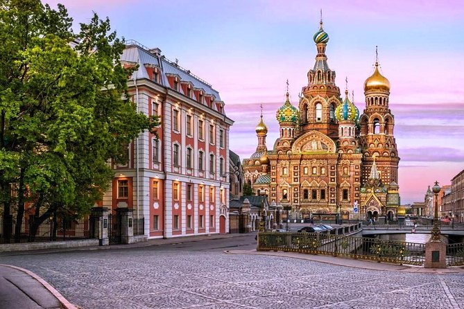 2-Day VISA FREE Private Shore Tour. Best of St-Petersburg and Environs.