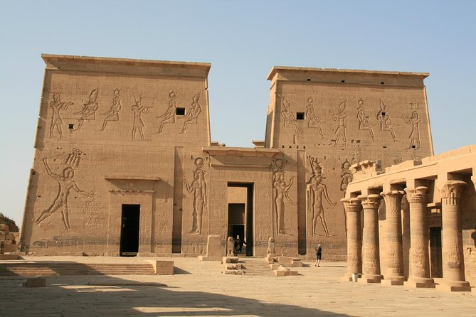 Private Aswan Tour: Philae Temple, Aswan High Dam and Unfinished Obelisk
