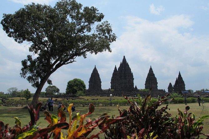 Prambanan Temple & Cycling in Prambanan Area