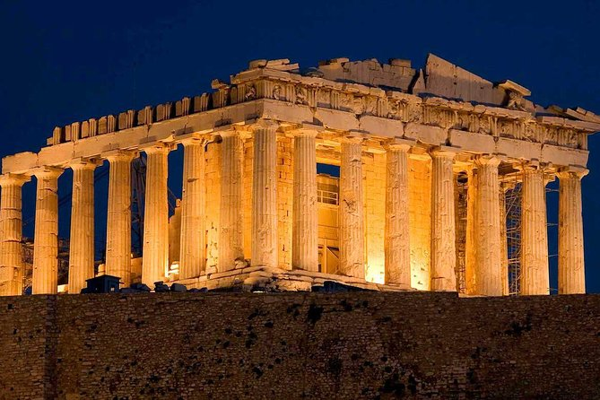 Acropolis, Temple Of Zeus,Olympic Stadium,Parliament,Guards Athens private Tour