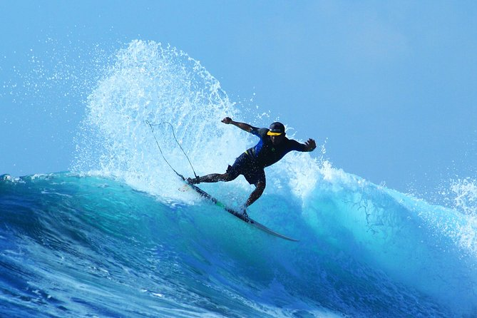 Power Surfing Level 3 Surf Course in Bali