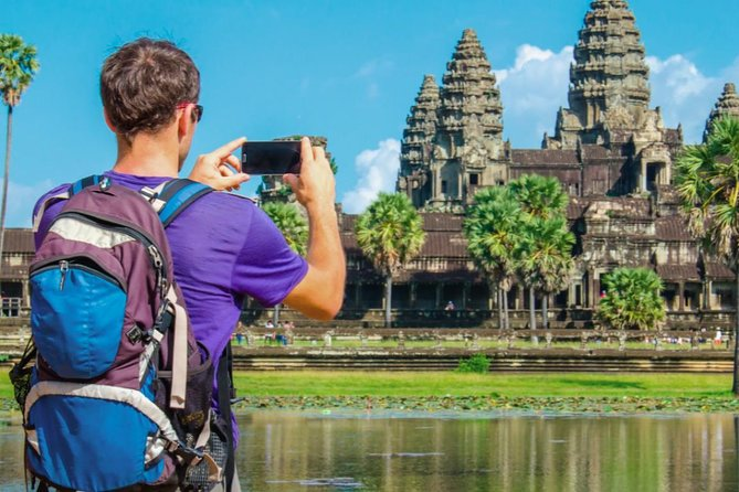 Angkor Wat - Self-guided Walking Tours with an audioguide app photo 1