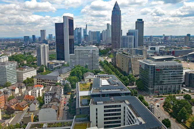 Frankfurt - Private tour with Licensed guide