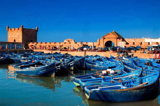 Marrakech day tour to Essaouira