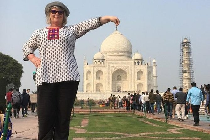 Jaipur Agra Day Trip
