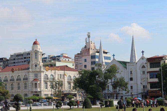 Yangon Heritage Walks