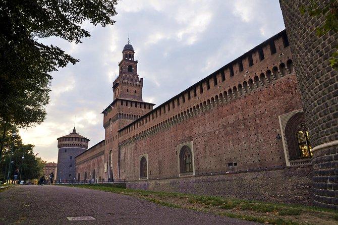 Sforza Castle Express Guided Tour