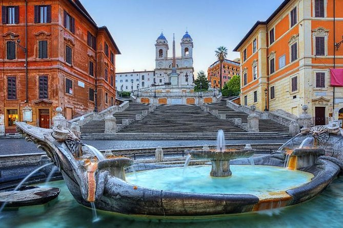 Rome: 4-Hour Private Tour with Driver