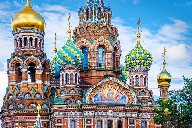 3-Day VISA FREE Private Shore Tour. St-Petersburg Highlights.