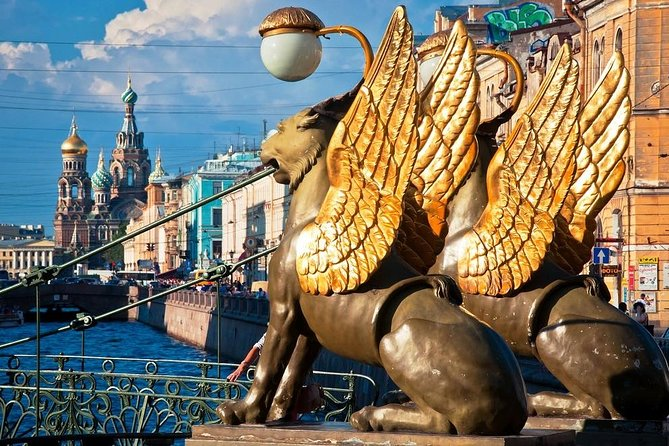 1-Day VISA FREE Private Shore Tour. Best of St-Petersburg.