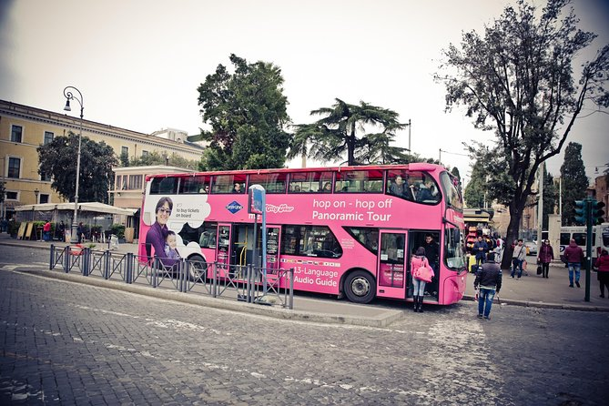 I Love Rome Hop On Hop Off Panoramic Tour photo 8