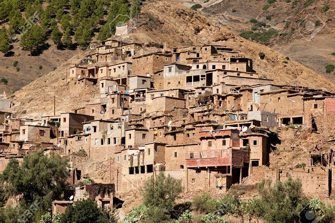 Halfday small group tour from marrakech to atlas mountain