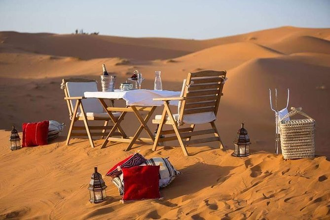 3 Days Private Luxury Desert Tour From Marrakech
