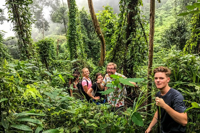 6-Hour Hike and Bike in Doi Suthep Pui National Park Combo from Chiang Mai photo 12