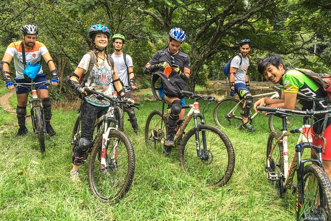 6-Hour Hike and Bike in Doi Suthep Pui National Park Combo from Chiang Mai photo 2