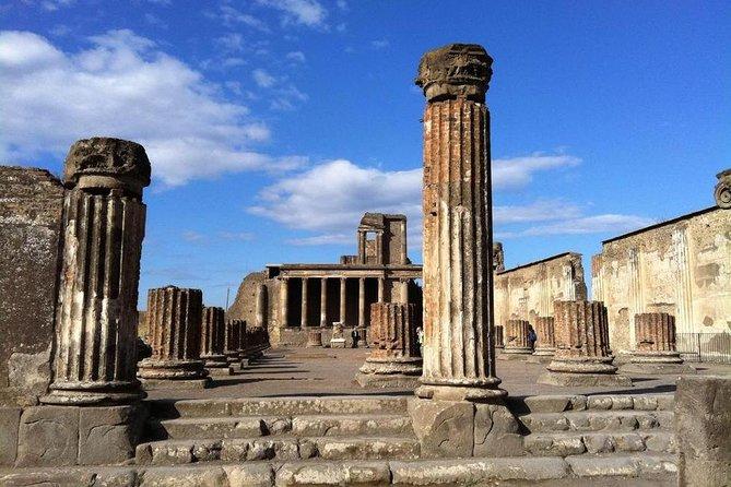 Private tour to Pompei and Herculenium
