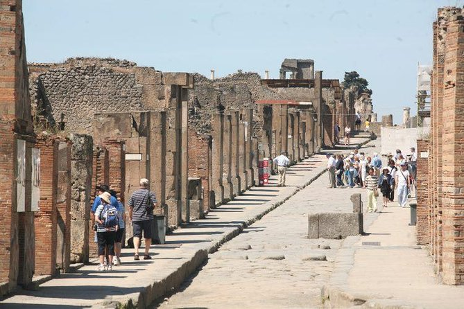 Full Day Rome to Pompei skip the line tickets and special guide, and Sorrento.