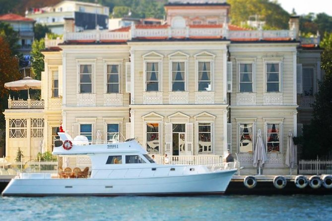 2-Hour Bosphorus Yacht Cruise with Transfers photo 7
