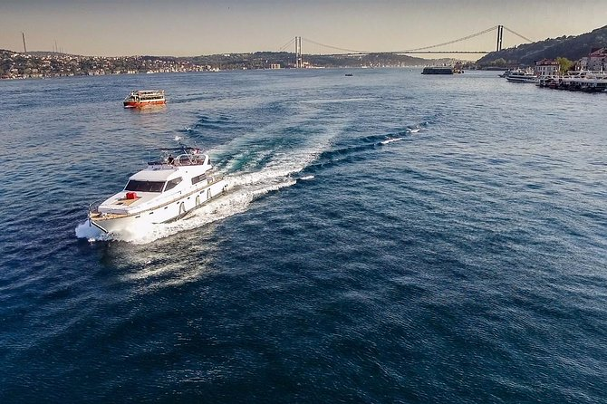 2-Hour Bosphorus Yacht Cruise with Transfers photo 2