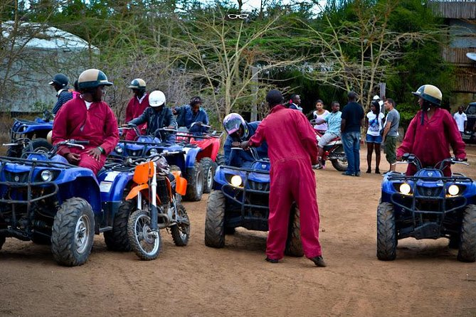 Quad Biking in Athi River, Nairobi photo 6