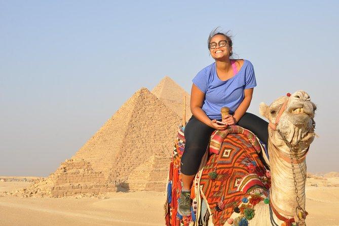 Short Layover Tour to Giza Pyramids & Sphinx
