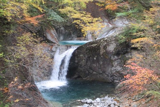 1 day hike in Nishizawa Valley
