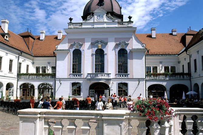 Gödöllö Royal Palace Privately with full board