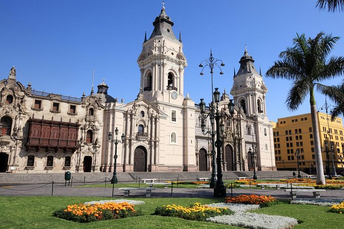 Small-Group Full Day City Tour with Lunch and Show of lights in Lima photo 1