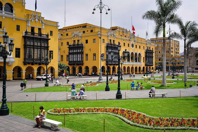Small-Group Full Day City Tour with Lunch and Show of lights in Lima photo 4