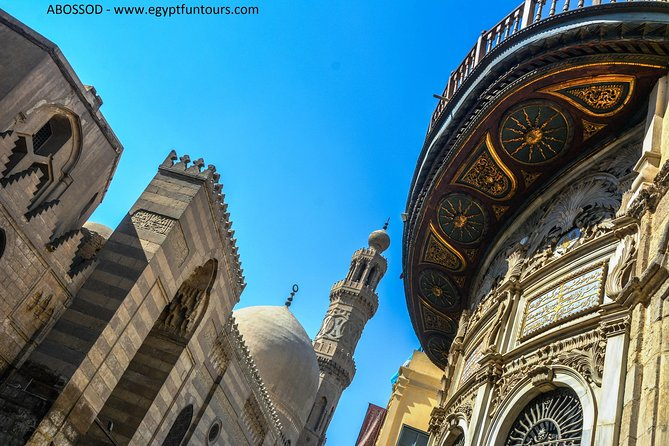 Day Tour To Islamic And Coptic Cairo