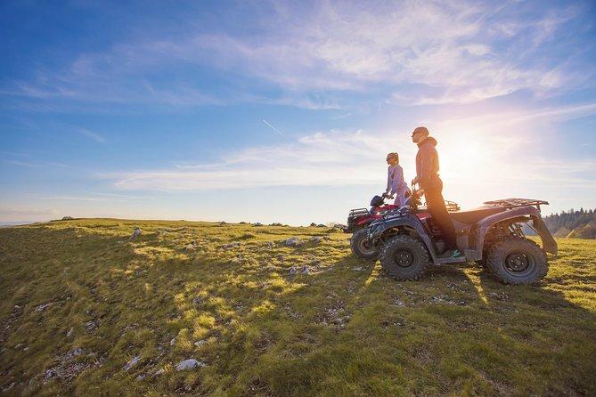Delightful Quad Bike Ride in the Arctic Circle