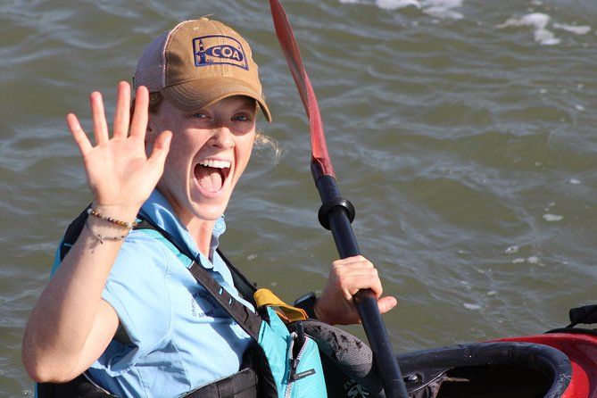 2-Hour Guided Kayaking Eco Tour in Charleston