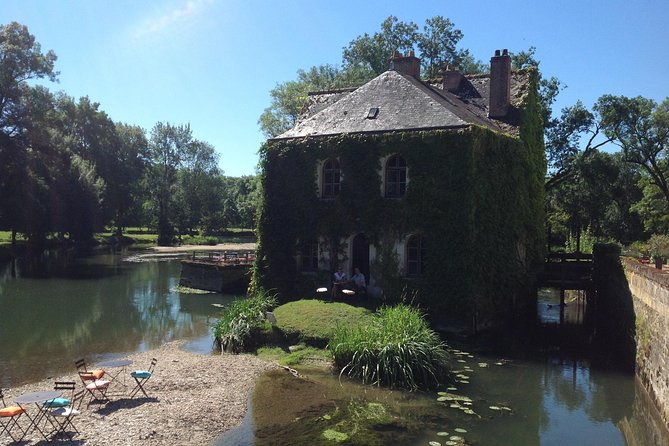 Water Mill at Chateau l'Islette