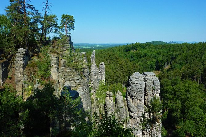 Small-Group Bohemian Paradise Full-Day Tour with Lunch