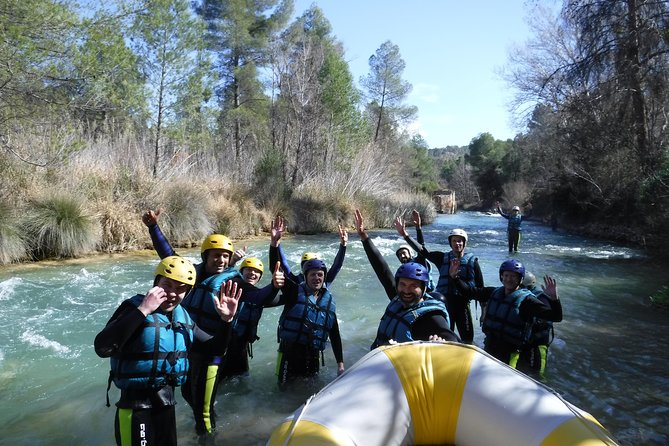 Rafting Activity and Wine Tourism Trip on Requena