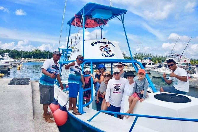 Private Boat Charter Tour in Cozumel photo 4